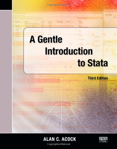 9781597180757: A Gentle Introduction to Stata, Third Edition