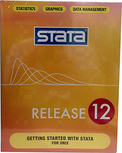 9781597180825: Getting Started with Stata for MAC (Stata, 12)