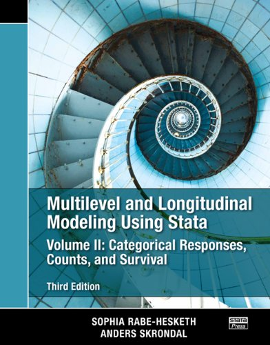 9781597181044: Multilevel and Longitudinal Modeling Using Stata, Volume II: Categorical Responses, Counts, and Survival, Third Edition.