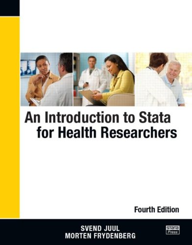 9781597181358: An Introduction to Stata for Health Researchers, Fourth Edition