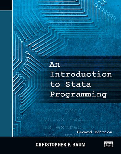 9781597181501: An Introduction to Stata Programming, Second Edition