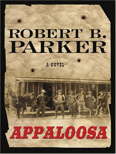9781597220002: Appaloosa (Wheeler Large Print Book Series)