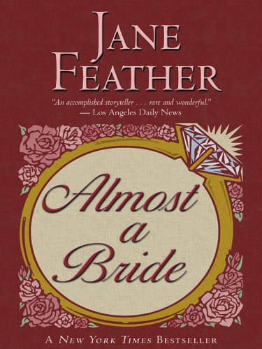 Almost a Bride (1597220477) by Jane Feather