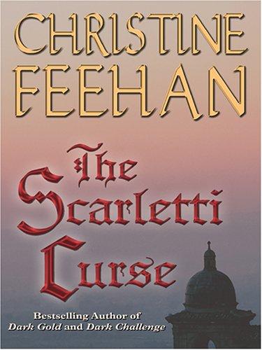 9781597220699: The Scarletti Curse (Wheeler Romance)