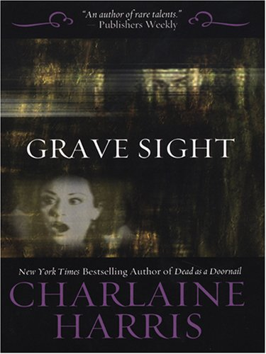 9781597221399: Grave Sight (Wheeler Large Print Book Series)