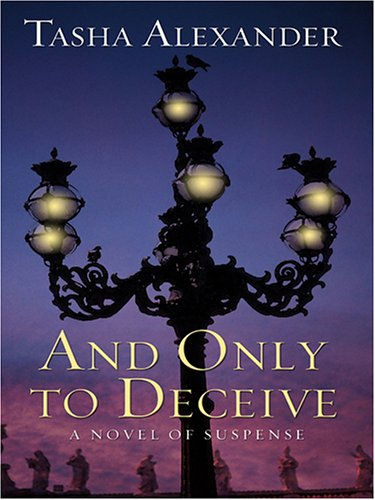 9781597221436: And Only to Deceive (Wheeler Hardcover)