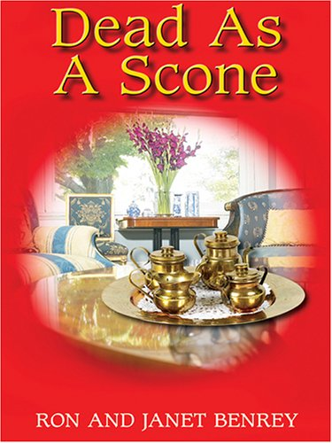 9781597221979: Dead as a Scone (The Royal Tunbridge Wells Mystery Series #1)