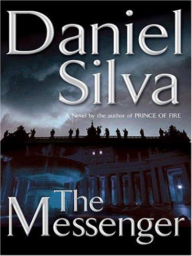 9781597222006: The Messenger (Wheeler Large Print Book Series)