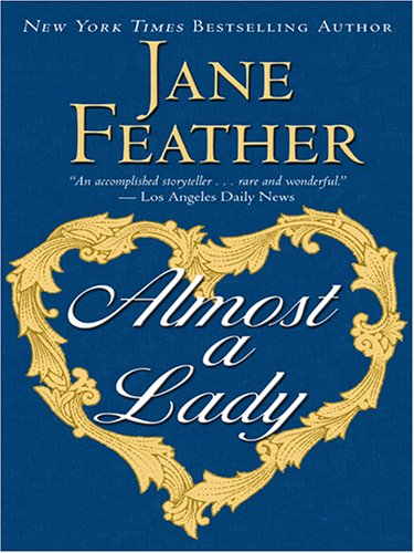 9781597222181: Almost a Lady (Wheeler Large Print Book Series)