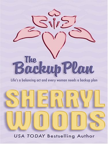 9781597222402: The Backup Plan (Wheeler Large Print Romance Series)