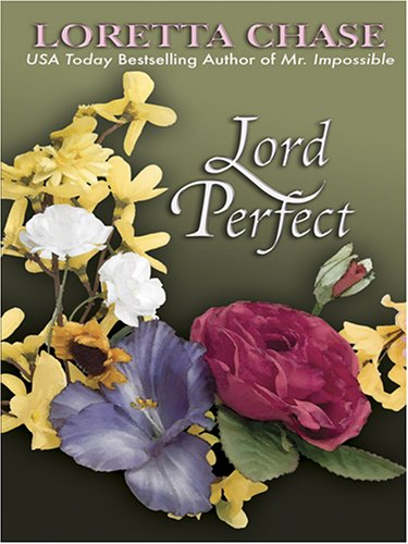 Lord Perfect (1597222879) by Loretta Chase