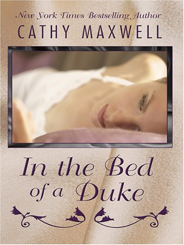 9781597223072: In the Bed of a Duke (Wheeler Large Print Book Series)