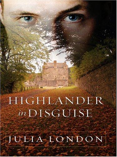 9781597224222: Highlander in Disguise (Wheeler Large Print Book Series)