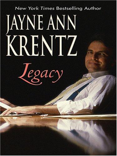 9781597224444: Legacy (Wheeler Large Print Book Series)