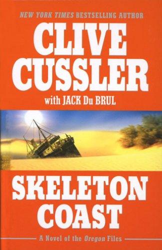 9781597224857: Skeleton Coast (The Oregon Files)