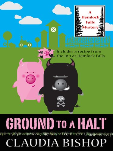 9781597225434: Ground to a Halt (Wheeler Cozy Mystery)