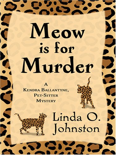 9781597225458: Meow Is for Murder (Wheeler Cozy Mystery)