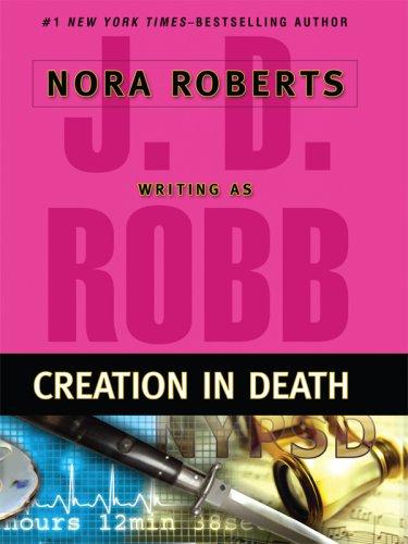 9781597225472: Creation in Death (Wheeler Large Print Book Series)