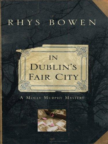 9781597225670: In Dublin's Fair City (Wheeler Large Print Book Series)