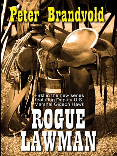 9781597225847: Rogue Lawman (Wheeler Large Print Western)