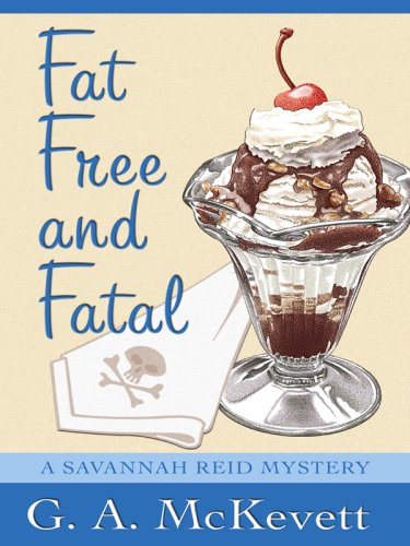 9781597225854: Fat Free and Fatal (Wheeler Large Print Book Series)