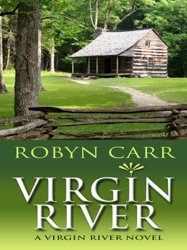 9781597225922: Virgin River (Wheeler Large Print Book Series)