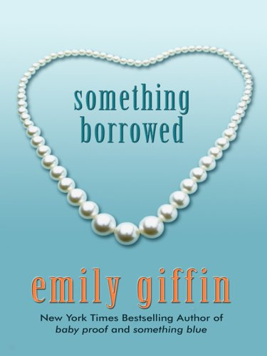 9781597226028: Something Borrowed (Wheeler Large Print Book Series)
