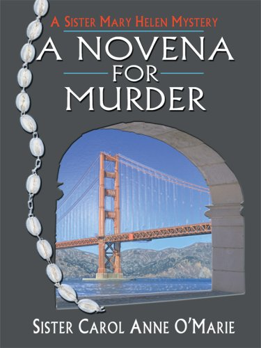 9781597226042: A Novena for Murder (Wheeler Large Print Book Series)