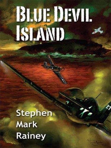 9781597226059: Blue Devil Island (Wheeler Softcover)
