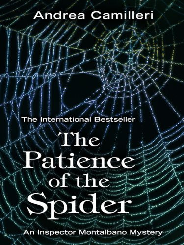 9781597226127: The Patience of the Spider (Wheeler Large Print Book Series)