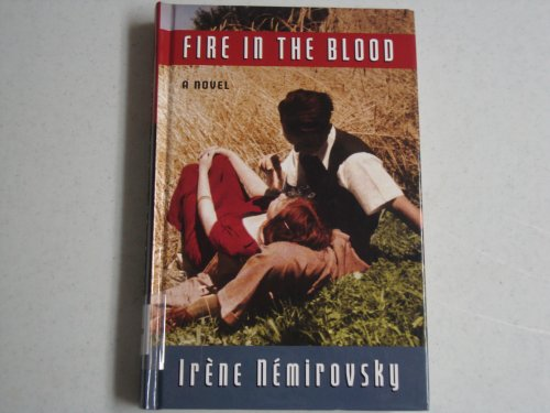 9781597226196: Fire in the Blood (Wheeler Hardcover)