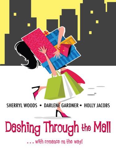 9781597226271: Dashing Through the Mall (Wheeler Large Print Book Series)