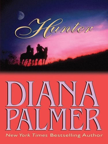 9781597226288: Hunter (Wheeler Large Print Book Series)