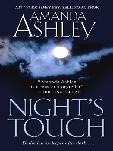 9781597226370: Night's Touch (Wheeler Large Print Book Series)