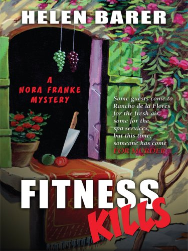 9781597226394: Fitness Kills (Wheeler Large Print Cozy Mystery)