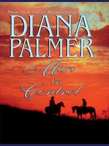 9781597226486: Man In Control (Wheeler Large Print Book Series)