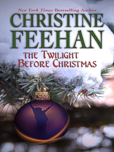 9781597226493: The Twilight Before Christmas (Wheeler Large Print Book Series)