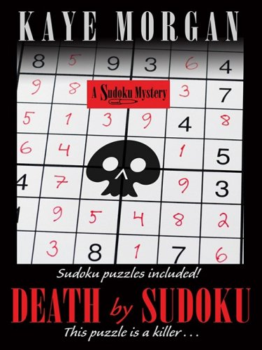 9781597226547: Death by Sudoku (Sudoku Mystery: Wheeler Publishing Large Print Cozy Mystery)