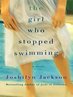 9781597226592: The Girl Who Stopped Swimming (Wheeler Large Print Book Series)