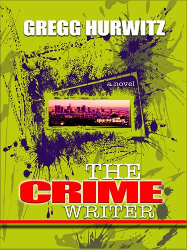 9781597226622: The Crime Writer (Wheeler Large Print Book Series)