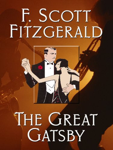 9781597226769: The Great Gatsby (Wheeler Large Print Book Series)