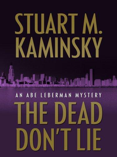 9781597226868: The Dead Don't Lie (Wheeler Hardcover)
