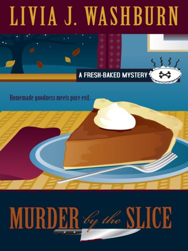 9781597227001: Murder by the Slice (Wheeler Large Print Cozy Mystery)
