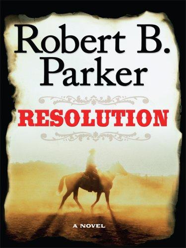 9781597227025: Resolution (Wheeler Hardcover)