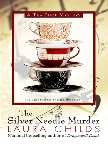 9781597227131: The Silver Needle Murder (Tea Shop Mystery)