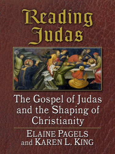 9781597227179: Reading Judas: The Gospel of Judas and the Shaping of Christianity (Wheeler Large Print Book Series)