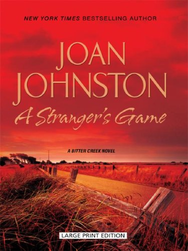 9781597227209: A Stranger's Game (Wheeler Large Print Book Series)