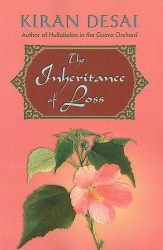 9781597227568: The Inheritance of Loss (Wheeler Large Print Book Series)