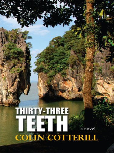 9781597227704: Thirty-Three Teeth (Wheeler Large Print Book Series)