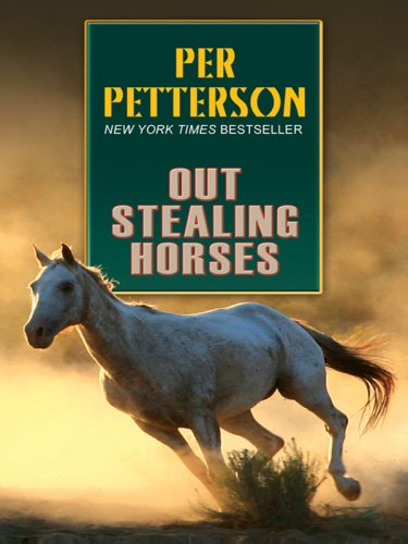 9781597227742: Out Stealing Horses (Wheeler Large Print Book Series)